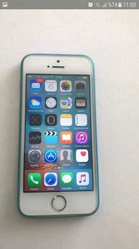 İphone 5s gold  9354 km