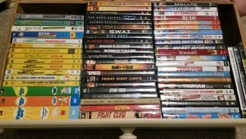 Movie Collection (Huge DVD Collection, Nearly 50 Movies)