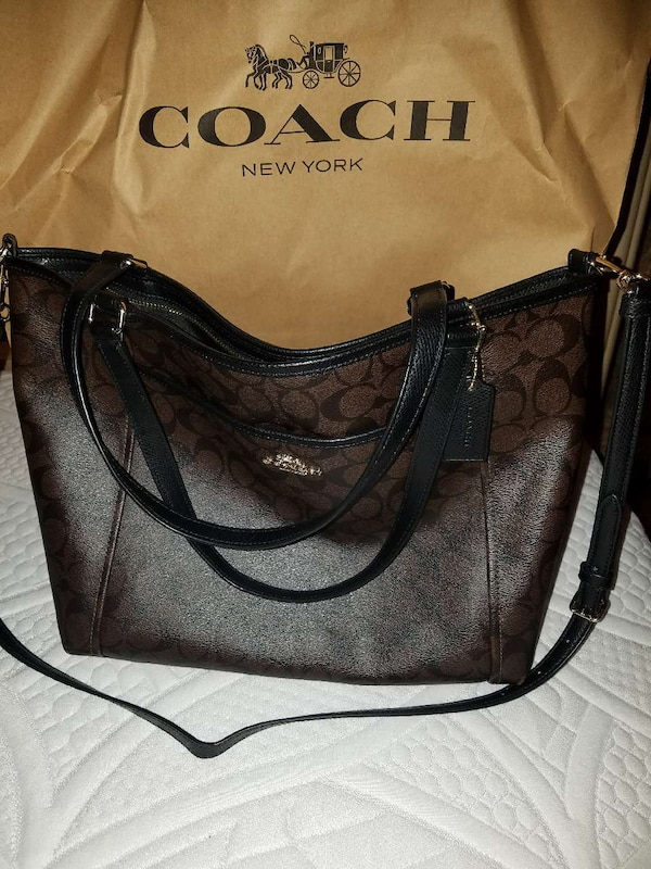 b883341841 Used Authentic Coach Purse for sale in Montgomery - letgo