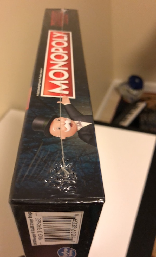Never Opened Brand New | Stranger Things Monopoly 3dd14304-f2ca-42f3-9465-8614b5f8d94f