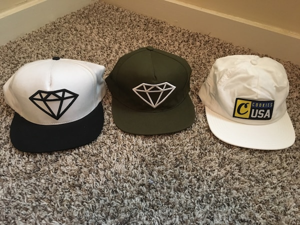 366ae7d0cdef3 Used Diamond and Cookies SnapBack hats for sale in Atlanta - letgo