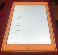 Brand New 5th Gen iPad, White, 128g