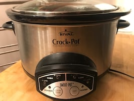 Slow cooker / crockpot