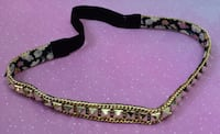 Forever 21 Gold Chain Headband 24 mi