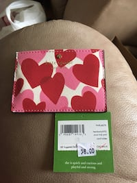 Kate spade card holder Mississauga, L5M