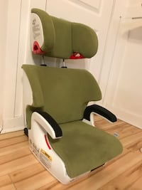 CLEK OOBR BOOSTER SEAT - THE ULTIMATE AND SAFEST KIDS CAR SEAT Whitby