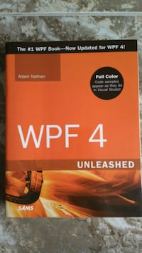 Libro WPF 4 UNLEASHED Almería, 04004