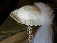 Bridal veil hat Cohoes, 12047
