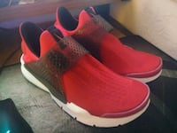 Red Nike Sock Dart Tumwater, 98501