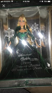 2014 Holiday Barbie  Welland, L3C 5L9