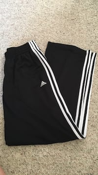 Addidas black sweatpants