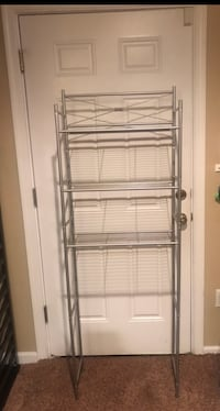 Kitchen or bathroom rack… Silver Jessup, 20794