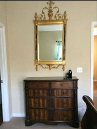 Solid wood dresser with or without mirror Seattle, 98144