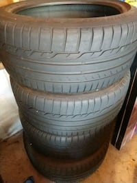 4 Dunlop (Never used!) Milwaukee