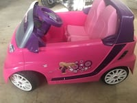 Power Wheels Barbie Smart Car Waldorf