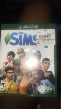 Xbox One The Sims 4 case Reno, 89512