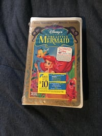 MASTERPIECE The Litttle Mermaid (VHS) Front Royal, 22630