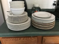 Dishes Easton, 18042