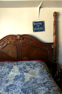 4 poster bed Carson, 90746