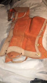 cowboy chaps siz   medium Price negotiable  Salinas, 93906