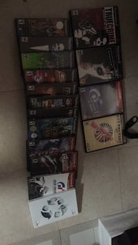 Ps2 games good condition