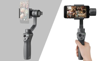 DJI OSMO Mobile 2 with case(excellent condition)
