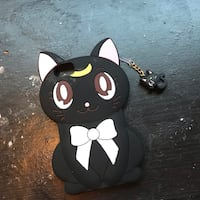 Sailor moon cat iPhone 6,7,8 Abbotsford, V2S
