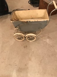 gray and white bassinet stroller New Tecumseth