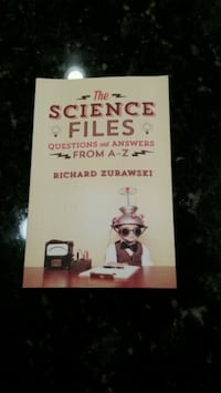 The Science Files book.