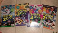 Pk 2000 comic book set