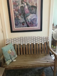 Bench  all wood  Louisville, 40203
