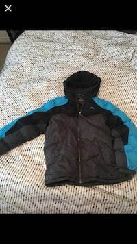 Boys size 14/16 puffer winter coat Grand Haven, 49417