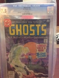 Ghost #57 comic book cgc Grand Rapids, 49504
