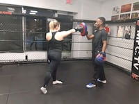 Boxing Personal Training Hamilton