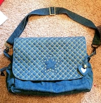 Denim baby bag by:Wendy Bellissimo Alva, 33920
