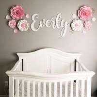 Custom Wood Signs Nursery  Vienna, 22181
