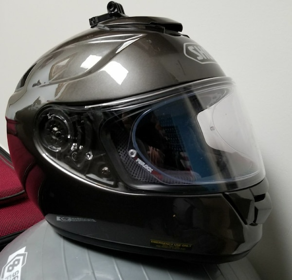 Motorcycle Helmets For Sale >> Used Shoei Gt Air Xs Motorcycle Helmet For Sale In Glendora Letgo