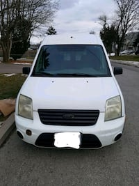 2010 Ford Transit Connect Cargo Van XL - No Side/Rear Door Glass Markham