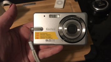 Kodak smart share camera