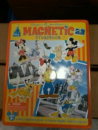 Magnetic story book Orlando, 32837