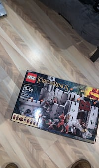 Lego lord of the rings 9474