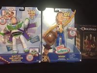 Buzz Lightyear and Woody Coquitlam, V3J 1V2