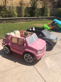 Kids Escalade and Range Rover Glendale, 91206