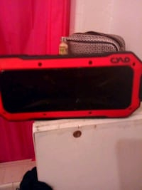 black and red portable speaker Fresno, 93728