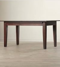 Extendable wood dining table Newmarket, L3X 0B7