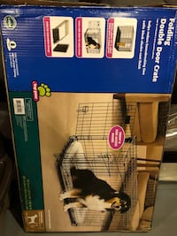 Medium Dog Crate 570 km