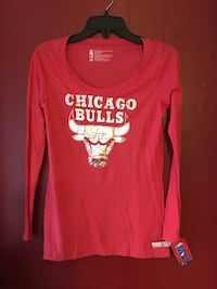 Chicago Bulls blouse Whittier, 90605