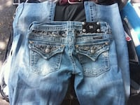 blue Miss Me denim jeans Eugene, 97402