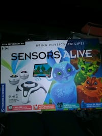 Sensors Alive-bring physics to life! Seattle, 98133