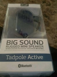 rugged mini speaker